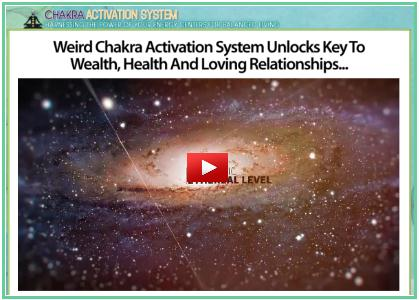 Stephanie's Chakra Activation System