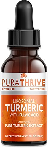 PuraThrive Liposomal Turmeric Extract Review